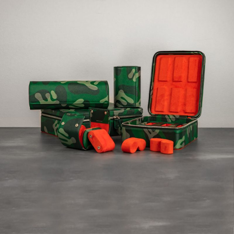 IFLW Green Camo Collection